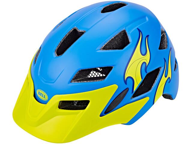 Bell Sidetrack Helmet Child matt blue